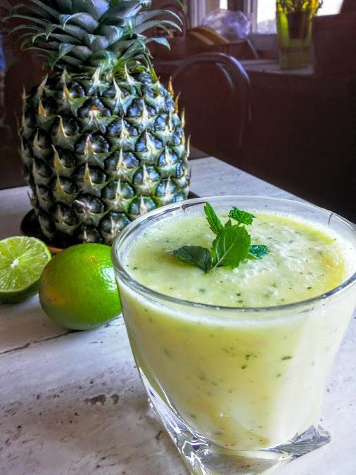 szejk ananasowy